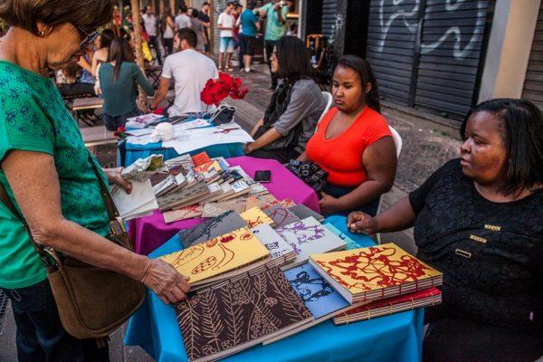 Feira Faísca - Foto: Luiz Carlos Oliveira