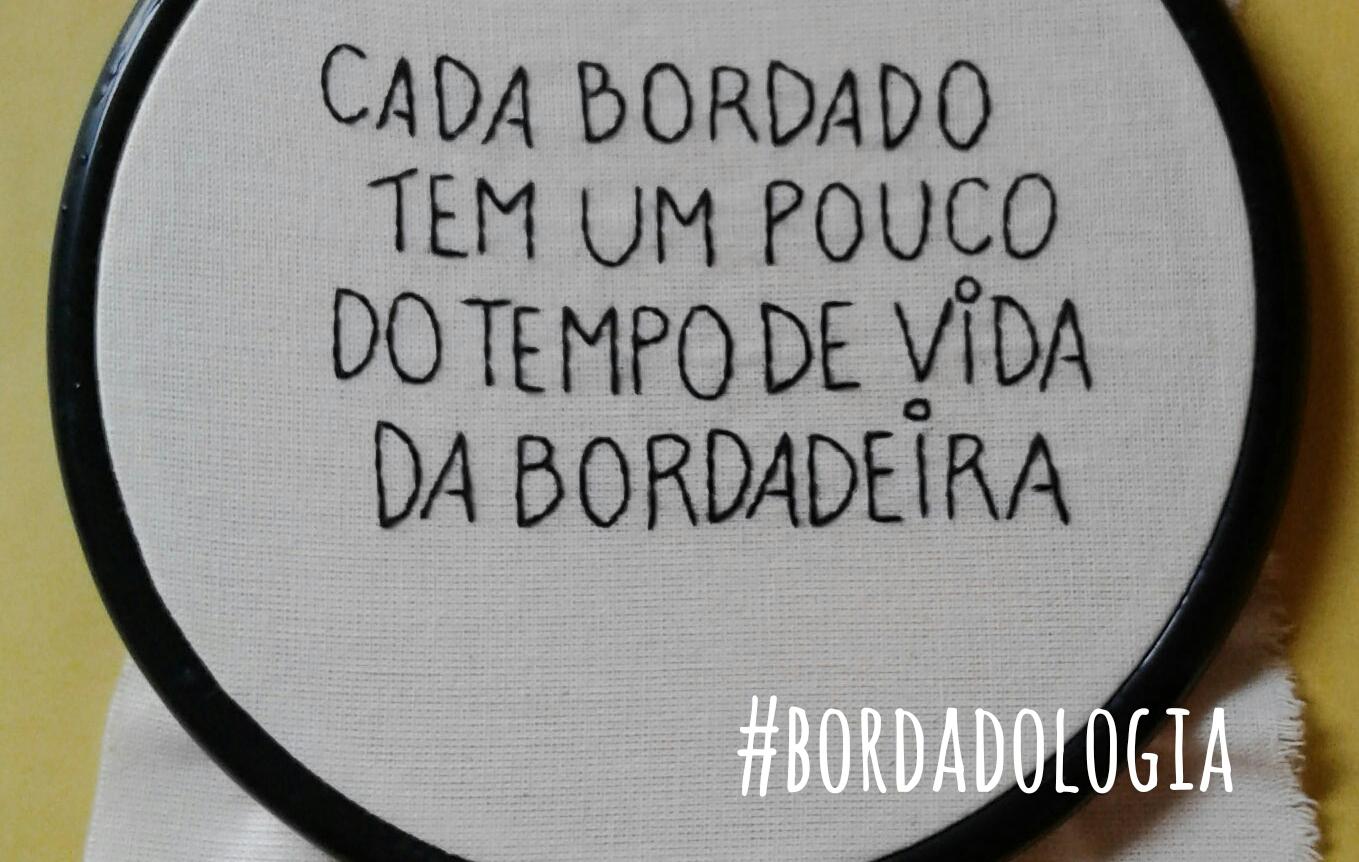 Bordadologia: uma história de amor à arte de bordar!