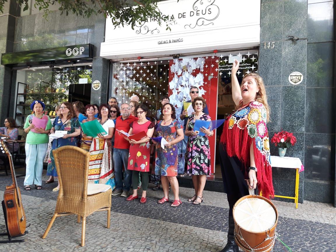 Cantata de Natal | Coral dos Desafinados na PdD!