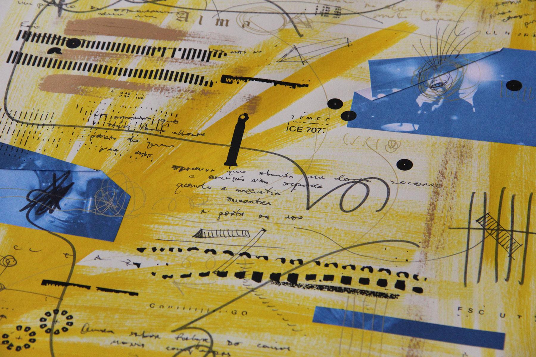 """""""Buduí"""", de Luciano Ferreira, no PdD Espaço de Arte!"""