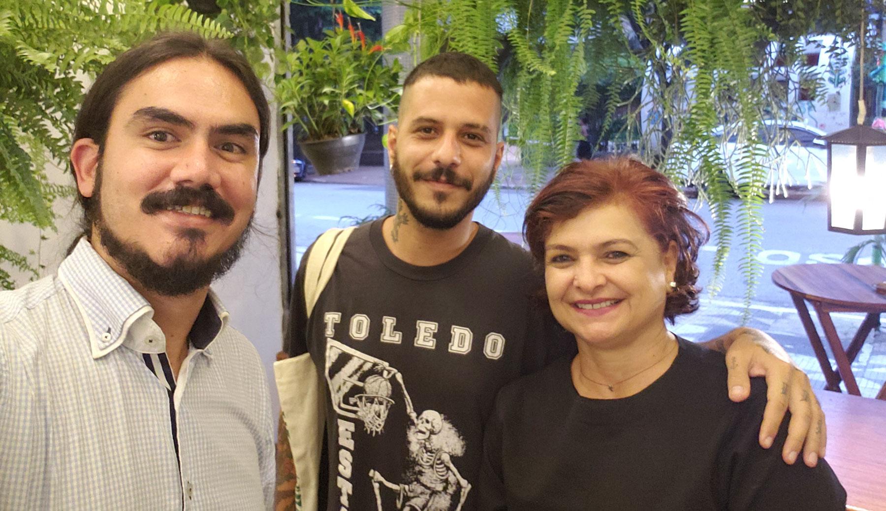 PdD em São Paulo: referências, novidades e encontros!